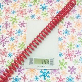 Gewicht Marzocchi Feder 888 mittel/rot