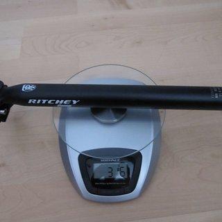Gewicht Ritchey Sattelstütze Comp V2 31,6 x 400