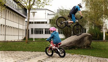 301 vs kidsbike