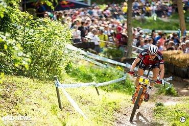Lars Forster bot eine starke Leistung und sicherte sich verdient die Gesamtwertung