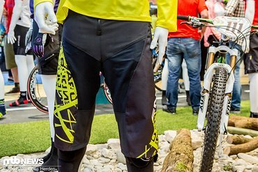 Passend zum Jersey gibt es die MT500 Burne Ratchet Shorts aus besonders robustem Stoff