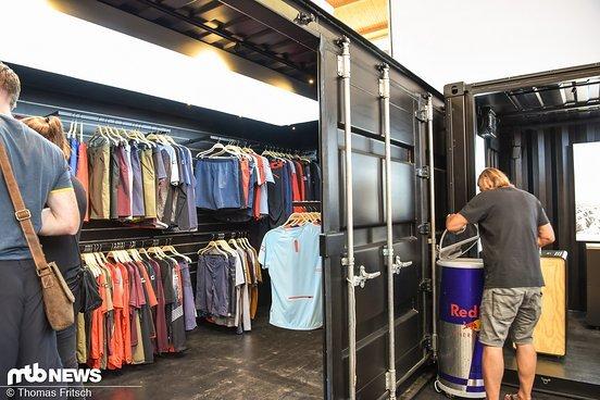 Die umfangreiche ION Bekleidungskollektion 2018