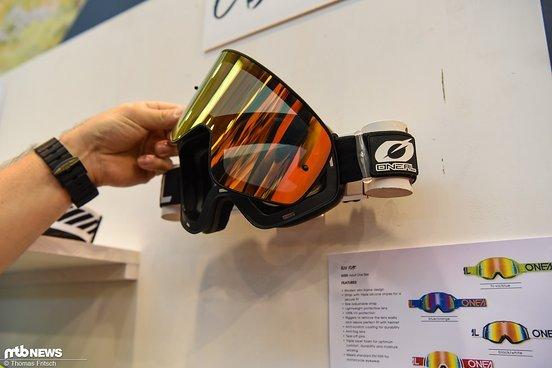 Das Glas der O'Neal B50 Goggle ...