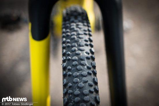 Fans breiter Reifen können sich über die Reifenfreiheit freuen