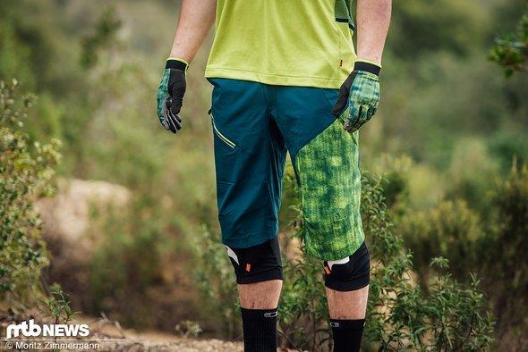 Für glatte 100,00 € bietet Vaude die Slickrock Shorts in fünf Größen und drei Farben an.