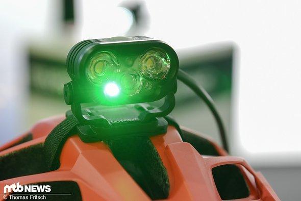 Grünes Licht.