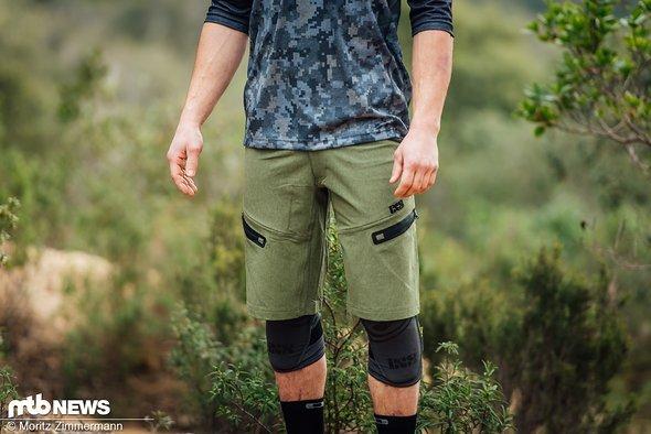 Für 119,00 € ist die iXS Sever Shorts in fünf Farben und sechs Größen erhältlich.