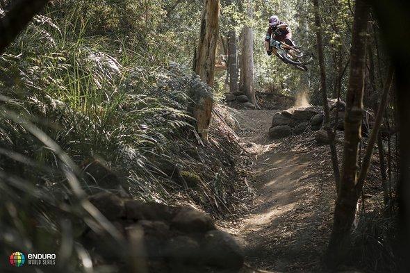 Robin Wallner kann beim Ibis Cycles Enduro Race Team vier neue Teamkameraden begrüßen