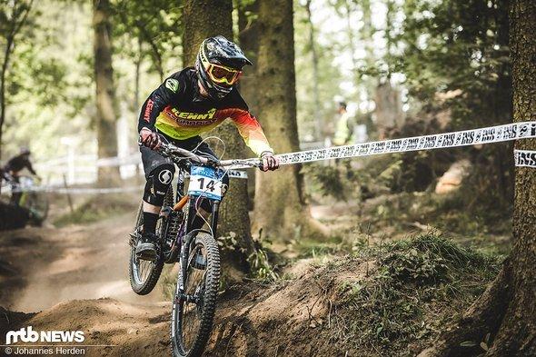 Maxime Fransolet, 53. bei den Elite Men