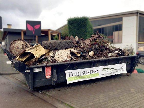 Der Woodland Cleaning Day: Ein voller Erfolg
