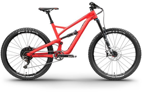 YT Industries Jeffsy 27 CF Pro – bloodred