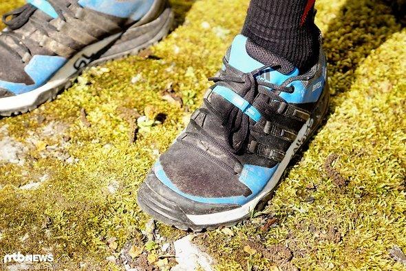 c5c729cb89b Test  Adidas Terrex Trail Cross SL MTB-Schuhe in der Praxis