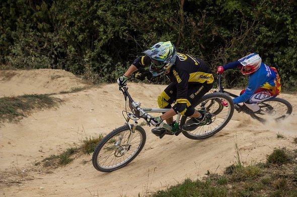 Ingo Kaufmann sichert sich auf seiner Heimstrecke in Steinweiler den zweiten Sieg in dieser Saison