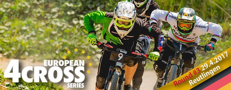 European 3Cross Series #3 - Reutlingen