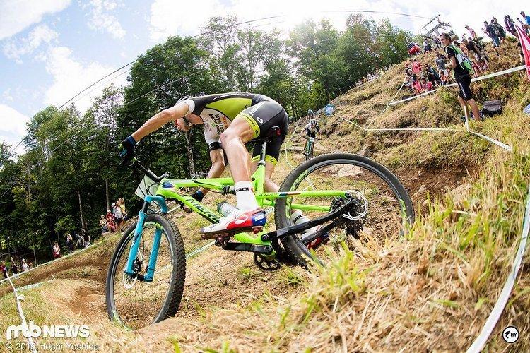 Ondrej Cink kommt zurück! Damit hätten wohl die wenigstens gerechnet, doch dem Tschechen gefällt es auf dem Mountainbike besser als auf der Straße.