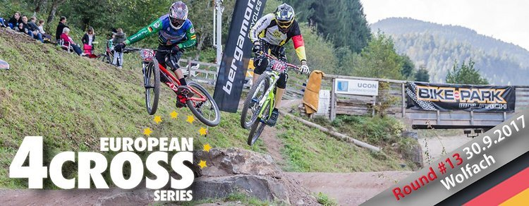 European 3Cross Series #13 - Wolfach