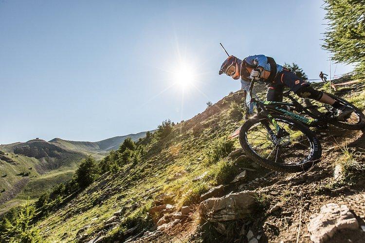 Das Skigebiet Les Orres engagiert sich für ihre Sommerregion