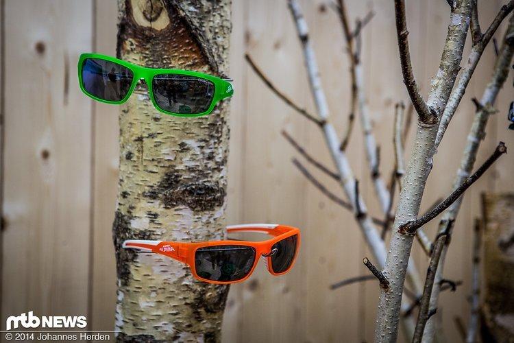 Bike-Brillen mit Style bei Alpina