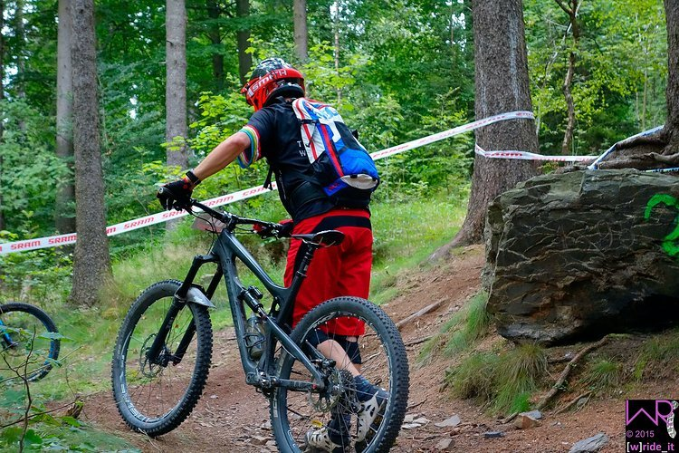 Training Stage 2 im Stadtwald von Schöneck