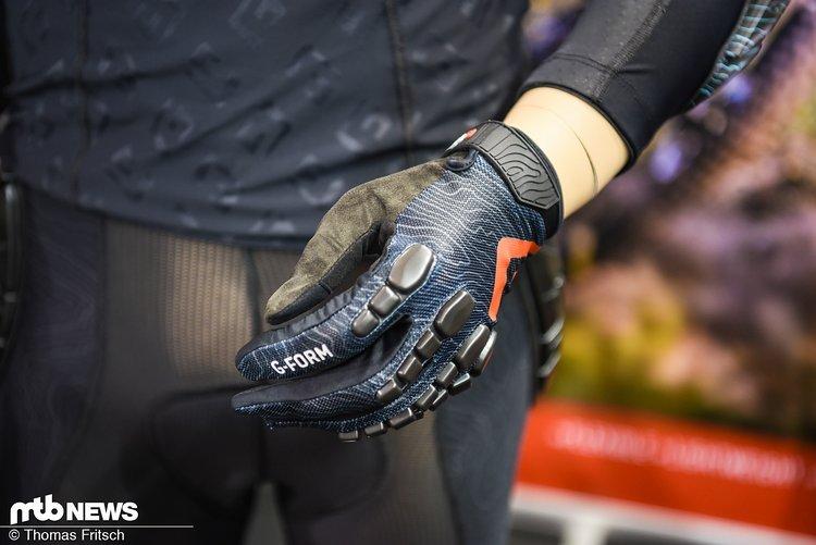 G-Form Pro Trail Gloves.