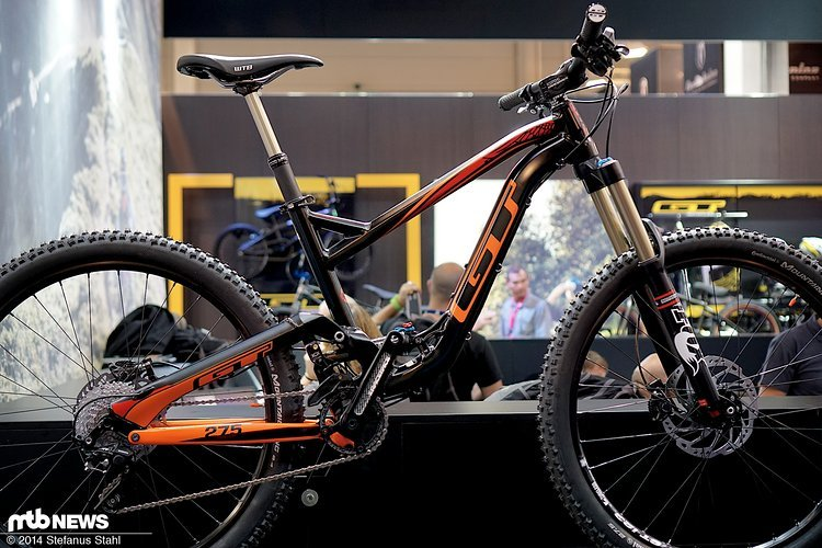 eurobike gt 2015 helion force x und sensor x sanction fury 27 5 alles neu mtb. Black Bedroom Furniture Sets. Home Design Ideas