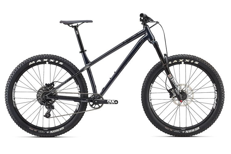 Commencal Meta HT AM 2018 in der Ausstattungsvariante Essential