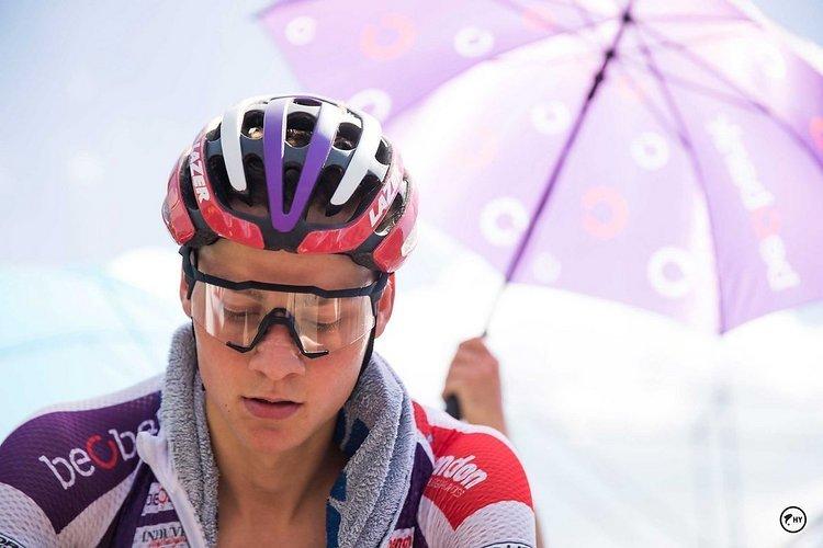 Das war nicht der Tag des Mathieu van der Poel: Die gesamte Saison dominierte er nach Belieben, im wichtigsten Rennen des Jahres hatte er dann schlechte Beine.