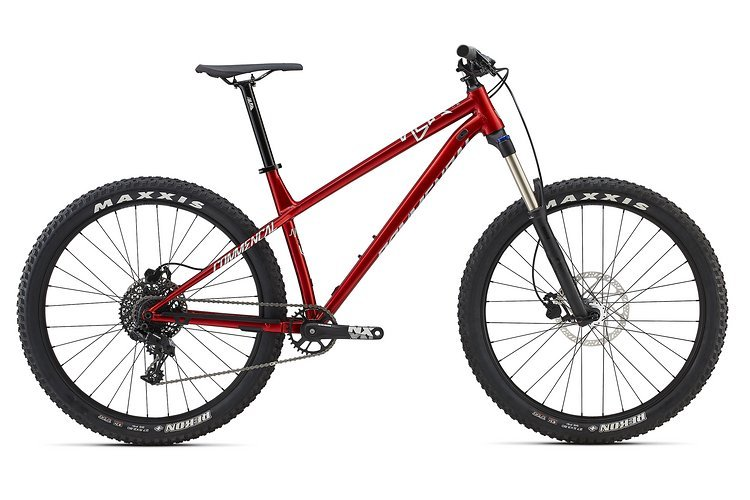 Commencal Meta HT AM 2018 in der Ausstattungsvariante Origin