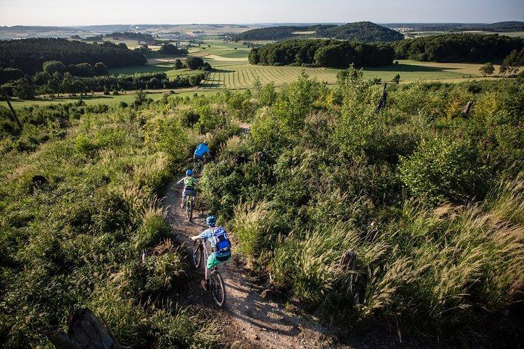 Der TrailGround Brilon bietet flüssige Trails für Jedermann.