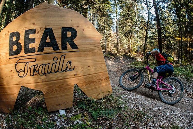 Die Bear-Trails bilden das Herzstück der Region