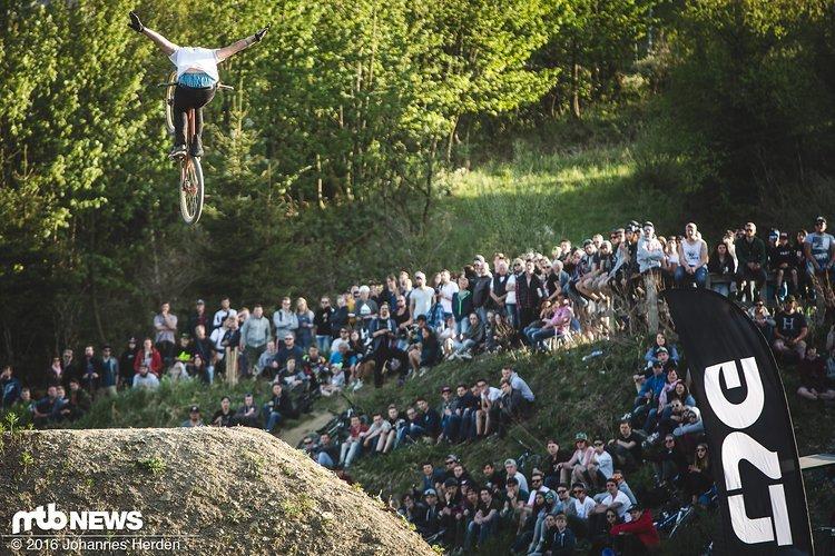 Die sportliche Action sollen für die Zuschauer im Vordergrund stehen.