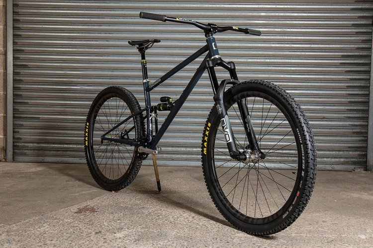 Starling Cycles Murmur Factory Rolling Chassis