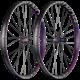 """Das Line Plus TLR Laufrad hat 29"""" Durchmesser und soll die ideale Basis für leichte 29+ Bikes sein, deren breite Reifen auch breite Felgen erfordern"""