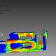Kettenführung 3D-Druck V2