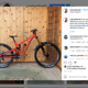 Matt Walker hat kurzerhand selbst ein Bild seines neuen Bikes gepostet