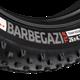 """Der Bontrager Barbegazi Reifen misst 26 x 4,7"""" und ist das neue Angebot von Bontrager für leichte Fatbikes"""
