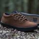 Das Brandon Semenuk Signature-Modell des etnies Jameson Mid Crank-Schuhs ist nun in einer neuen, braunen Version erhältlich.