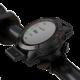 Die praktische QuickFit-Technologie ermöglicht es die Garmin fenix 6-Smartwatch optimal am Lenker zu befestigen