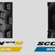 Die vier Reifen unterscheiden sich in Karkasse, Gummimischung, Profildichte und -tiefe sowie der Stollengestaltung