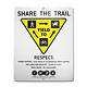 IMBA share-the-trail